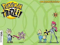 Official Artwork and Concept art for Pokemon Trozei on the Nintendo DS. This gallery includes artwork of a couple of Pokemon and Characters from the game as well as the official logo and a few bits of supporting art. Nintendo Ds, Concept Art, Pokemon, Gallery, Link, Artwork, Character, Conceptual Art, Work Of Art