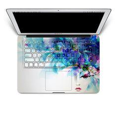 stickers macbook keyboard decal macbook pro by creativedecalskin, $19.99