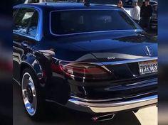 Mercedes Benz Royal 600