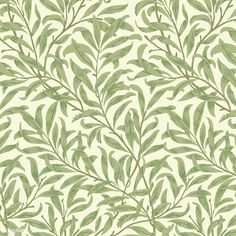 Shop online for 'Pimpernel William Morris Willow Bough Green Placemats Set of at Louis Potts. View our great selection of products with Free standard delivery available. William Morris Wallpaper, Morris Wallpapers, William Morris Patterns, Floral Upholstery Fabric, Vintage Floral Backgrounds, Willow Green, Willow Branches, Contemporary Classic, Stickers