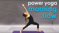 Power Yoga Workout ~ Morning Flow min) Yoga Videos on Whateverlife Couple Yoga, Yoga Sequences, Yoga Poses, Equinox Fitness, Best Yoga Retreats, Deep Breathing Exercises, Yoga Breathing, Morning Yoga Flow, Yoga Workshop