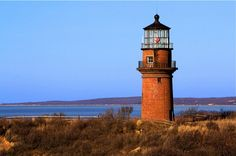 Aquinnah Lighthouse, Martha's Vineyard,Massachusetts,USA