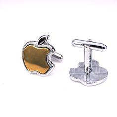 Cufflinks Apple Design #cufflinks