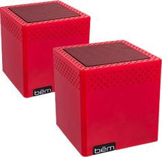 2-for-Tuesday: Bēm Mini Bluetooth Speakers