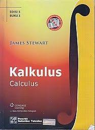 KALKULUS BUKU 3, James Stewart