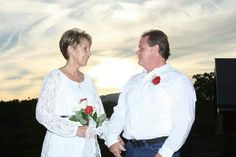 Congratulations Richard and Linda on your wedding tonight!