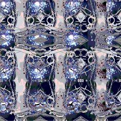 Asymmetrical symmetry. Louise