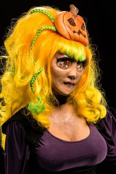 Recap: Face Off Season 6 Episode 8 – Ego Trip Abroad Movie Makeup, Makeup Art, Create Anime Character, Face Off Syfy, Ego Tripping, Magical Makeup, Vampires And Werewolves, Spirited Art, Special Effects Makeup