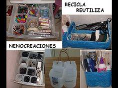 0.20   COMO RECICLAR BOTES DE LECHE, ORDENANDO (PLASTICO)