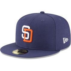 Brand forty seven /'47 capitán SnapBack cap gorra Sure Shot San Diego Padres nuevo