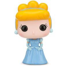 Disney Pop Cinderella Princess Vinyl Figure by Funko Girls