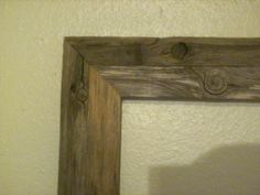 Lot of Three Rustic Picture Frames 16x20 | eBay