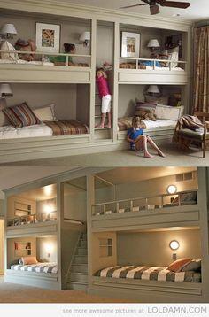 The coolest girl's bedroom…