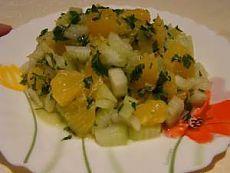 Для приготовления блюда Салат из сельдерея с фруктами необходимы следующие ингредиенты: | Мои рецепты блюд и советы по хозяйству | Постила