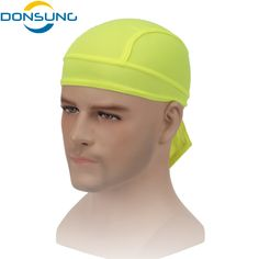 DONSUNG Bandanas Deportivas Women Men Outdoor Sport Breathable Bicycle Gorra Ciclismo Pirate Head Scarf Headband Pro Cycling Hat #Affiliate