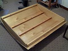 How To Build A Teardrop Trailer& Hatch - Wikibooks, open books for an open world Building A Teardrop Trailer, Teardrop Campers, Utility Trailer Camper, Mini Camper, Trailer Build, Open Book, Tear Drops, Camping, Books