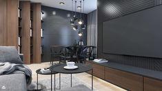 Apartament w Katowicach - zdjęcie od BEFORECONCEPT - Salon - Styl Nowoczesny - BEFORECONCEPT