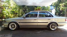 1990s Cars, Bmw Classic, Japan Cars, Toyota Cars, Jdm Cars, Toyota Corolla, Cars And Motorcycles, Old School, Automobile