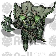 m Paladin Plate Armor Helm Cloak Battle Axe token Fantastic Knights Marketplace Digital goods for online tabletop gaming d&d Fantasy Grounds med token Fantasy Warrior, Fantasy Rpg, Dnd Characters, Fantasy Characters, Character Art, Character Design, Token, Space Opera, Rpg Map