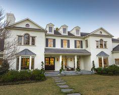 Lakewood residence. Rosewood Custom Builders, Dallas, TX. Costa Christ Media photo.