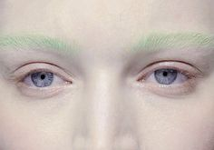 Make-up at Balenciaga Fall 2010