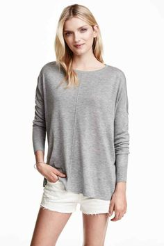 Sweter oversize | H&M