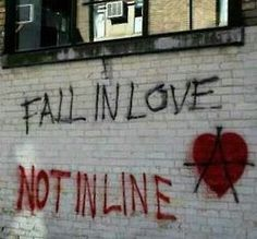 Street art or graffiti has always been an integral part of anarchist culture. Below are some of the best examples of anarchist graffiti from around Br Street Art Graffiti, Graffiti Quotes, Street Art Quotes, Banksy Graffiti, Graffiti Lettering, Graffiti Artists, Arte Punk, Urban Art, Gate