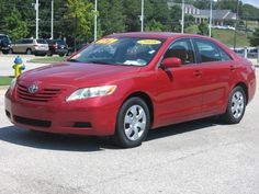 Used 2008 Toyota Camry LE serving Birmingham, AL - Hoover Toyota