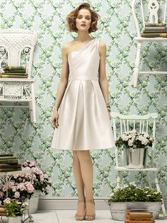 Lela Rose Style LR191 http://www.dessy.com/dresses/bridesmaid/lr191/