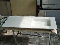 Столешницы для ванной из искусственного камня - LifeStyle