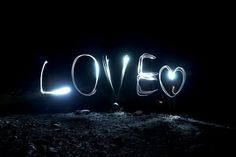 Giovanni Marradi - Just for you This video is dedicated to Karsten, the Man I love and adore! I love you with all my heart and soul! Dark Love, Love And Light, Peace And Love, Light Writing, Graffiti Artwork, George Strait, Favim, Typography Inspiration, Light Art