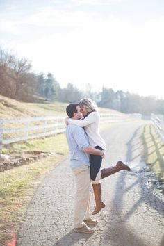 Engagement pictures! Photo credit: Valerie Shelton Photography
