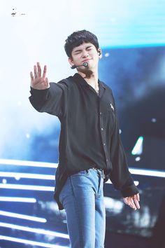 180114 Wanna One Fan-meeting in Macau Cho Chang, Ong Seung Woo, Guan Lin, Fashion Idol, Lee Daehwi, Kim Jaehwan, Ha Sungwoon, Seong, 3 In One