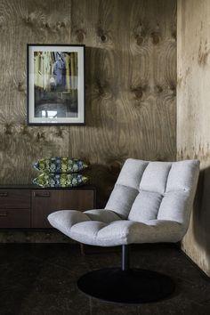 Lounge chair Bar / Dutchbone @eDge