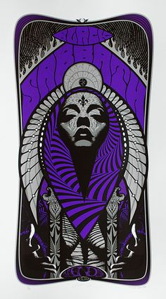 Adam Pobiak  - modern  psychedelic posters -also does band posters -designs still have a heavy use of black in them however colour is also used to create a bold affect   - designs can consist of faces  -designs appears complexed but also refined (dont look busy) -silk/ screen printed posters - has inspired me try this style