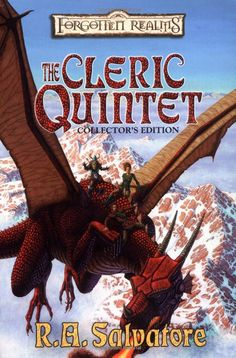 The Cleric Quintet Collector's Edition (Forgotten Realms / The Legend of Drizzt) by R. A. Salvatore