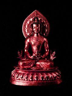 Amitabha Buddha, Lord Vishnu, Statue, Sculptures, Sculpture