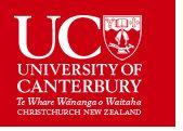 University of Canterbury International Doctoral Scholarship