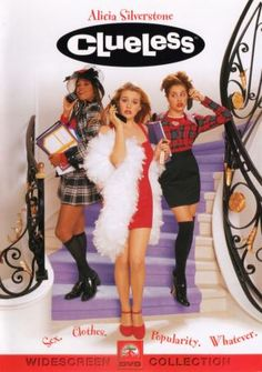 Clueless - Cher, a high school student in Beverly Hills, must survive the ups and downs of adolescent life. Her external demeanor at first seems superficial, but rather it hides her wit, charm, and intelligence which help her to deal with relationships, friends, family, school, and the all-important teenage social life.