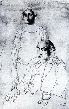 Don Salvador and Ana Maria Dali - Salvador Dali