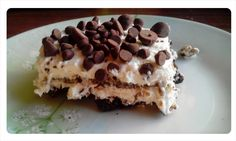 Receta Lasaña de Chocolate