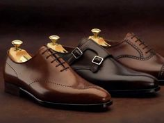 A gentlemen's guide to shoe trees #shoes #menstyle #RMRS