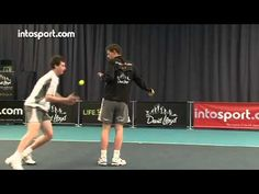 ▶ Tennis Drills: Quick Catch - YouTube