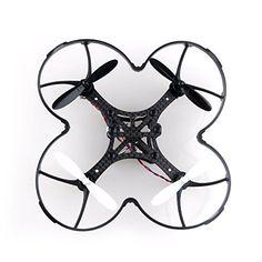 Crazepony 90mm Lite Carbon Fiber Frame Kit Quadcopter for Indoor FPV Drone Racing