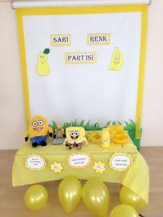Sarı renk partisi