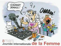 journee de la femme 8 mars