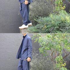 昨日ご紹介の  #theSakaki  イマギ 乙  ブログの方に  アップさせていただきました♪  和の雰囲気を  さらっと羽織りに  いらしてください!  #garden_harajuku
