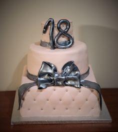 18 Glamour Birthday Cake