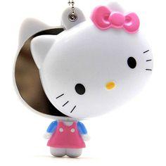Hello Kitty Flip Mirror, Kawaii Kids