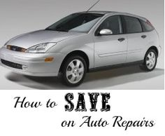 how to save on auto repairs